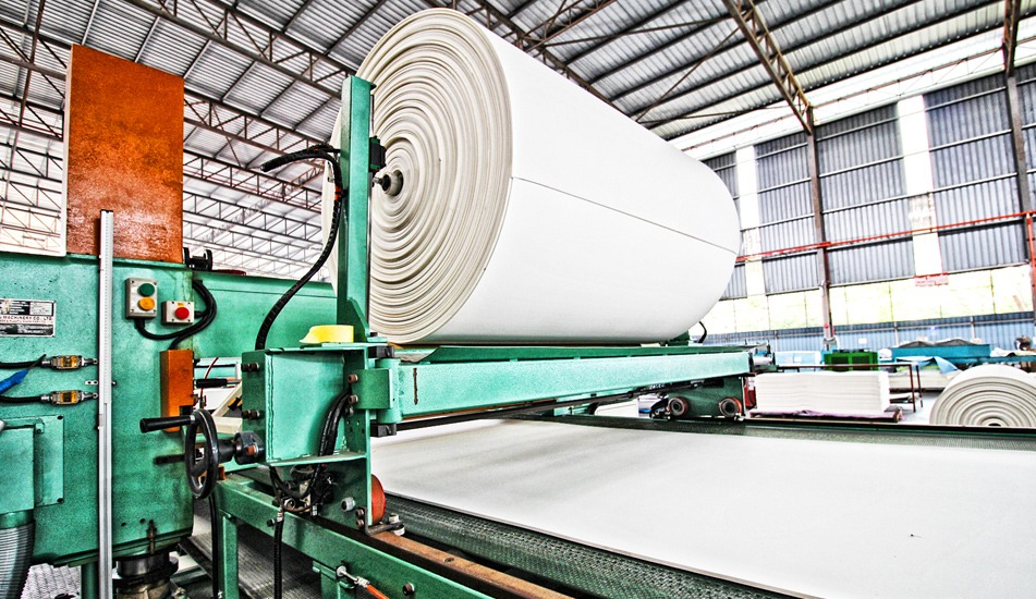 ROLL FOAM MACHINE