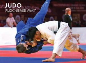 Judo Mat SP2100 40mm TTM Malaysia 3