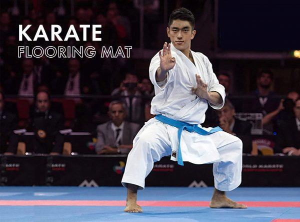Karate Flooring Mat SP2100(20mm)CRS / SP2100(20mm)TTM Malaysia 4