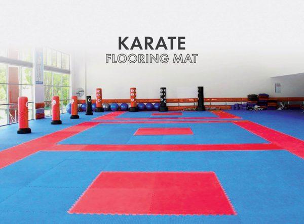 Karate Flooring Mat SP2100(20mm)CRS / SP2100(20mm)TTM Malaysia 3