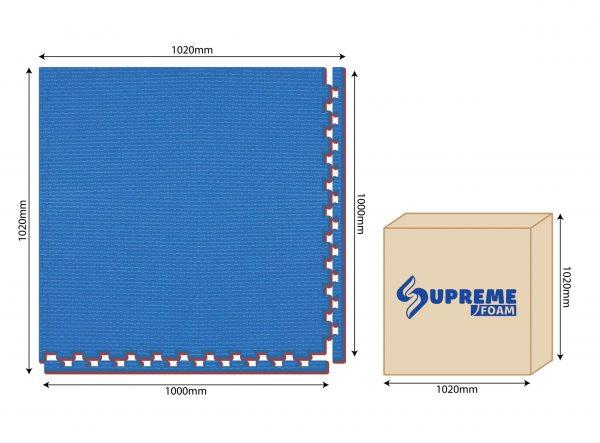 Karate Flooring Mat SP2100(20mm)CRS / SP2100(20mm)TTM Malaysia 2