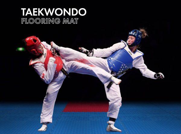 Taekwondo Flooring Mat SP2100(25mm)5S / SP2100(25mm)CRS Malaysia 4