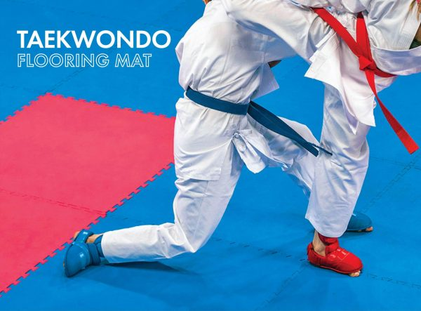 Taekwondo Flooring Mat SP2100(25mm)5S / SP2100(25mm)CRS Malaysia 3