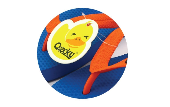 Quacky Slipper